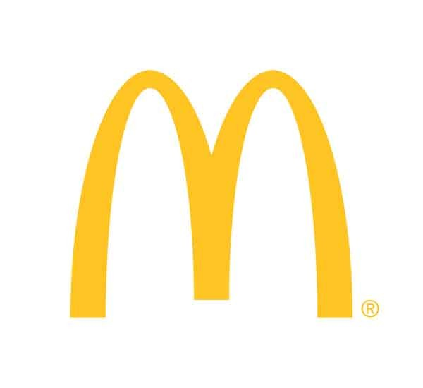 McDonalds Golden Arches logo